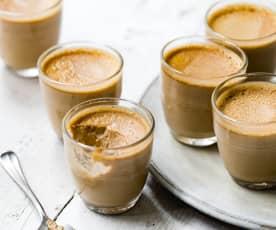 Petits pots de crème au thé chaï
