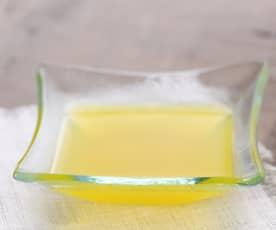 Ghee - geklärte Butter