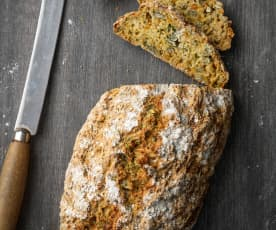 Courgette and Carrot Loaf