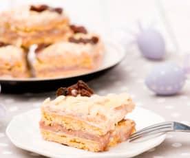 Ciasto wielkanocna krówka