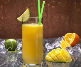 Karibischer Cocktail
