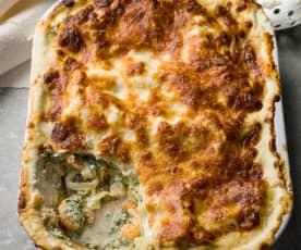 Christmas Eve Lasagne - Lasagne della vigilia di Natale
