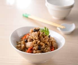 豆豉辣味蘿蔔乾