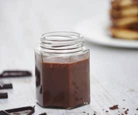 Peanut butter fudge sauce