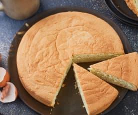 Gâteau aux blancs d'œufs