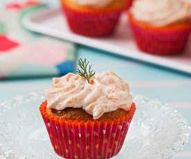 Cupcakes de salmón