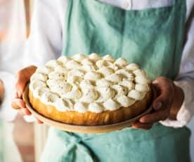 Tarta a las tres leches (Gâteau aux 3 laits)