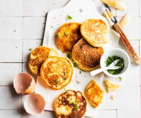 Potatisbullar (Galettes de pomme de terre)