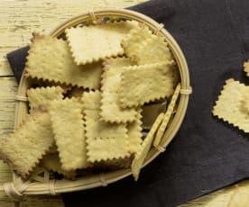 Crackers di mais