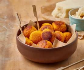Polpette di carote