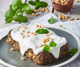 Keppe de quinoa