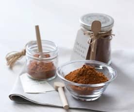 Brown sugar spice rub