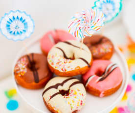 Crispy Donuts