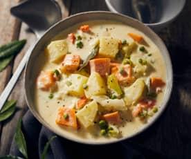 Kartoffel-Eintopf