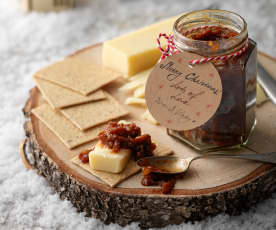 Bacon and Cranberry Jam