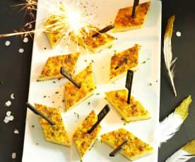 Kartoffel-Kräuter-Kuchen