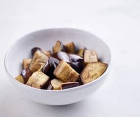 Sautéed Aubergine (400 g)