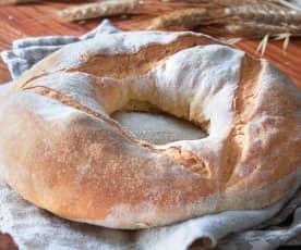 Pane al semolino