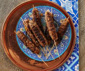 Lamm-Kebab