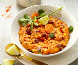 Chili con Couscous