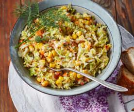 Chinakohl-Salat