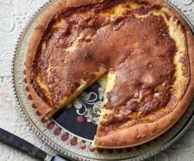 Gâteau du Vully (Torta alla panna)