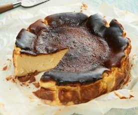 Basque Burnt Cheesecake
