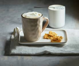 Cappuccino di soia