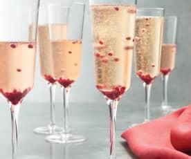 Concord Grape Pearls with Champagne (Bill Yosses)