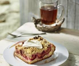 Pflaumenkuchen mit Zimt-Streusel