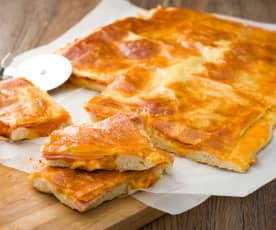 Pizza rústica napolitana (parigina)