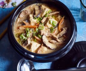 Pekingsuppe (酸辣汤)