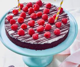 Schoko-Keks-Torte