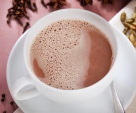 Gorąca czekolada chai