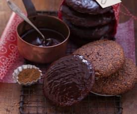 Schokoladen-Lebkuchen