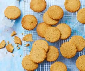 Biscuits au sucre de coco