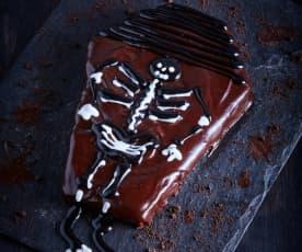 Schokoladen-Sarg