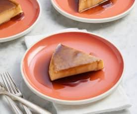 Caramel Flan (No-Bake)