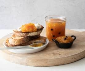 Gin and juniper berry marmalade
