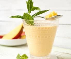 Süßkartoffel-Mango-Proteinshake