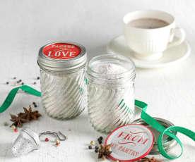 Poudre pour thé Chai