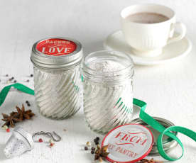 Chai tea powder