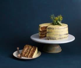 Feijoa celebration cake
