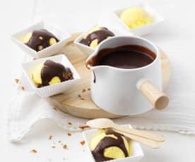 Sauce au chocolat