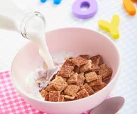 Cereal de canela