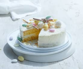 Gâteau coco-citron