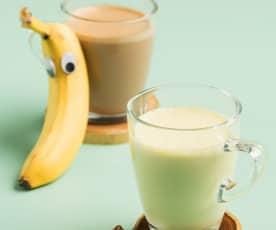 Heiße Banane