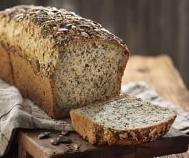 Pâine cu cinci semințe