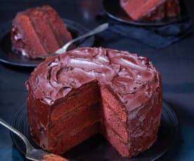 Devil's food cake (Torta del Diavolo)