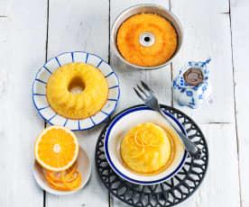 Rivani (pomerančový krupicový dezert)